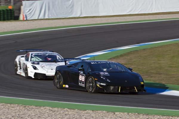 Lamborghini Blancpain Super Trofeo, FIA GT3 a FIA GT1 o víkendu v Brně!: - fotka 9