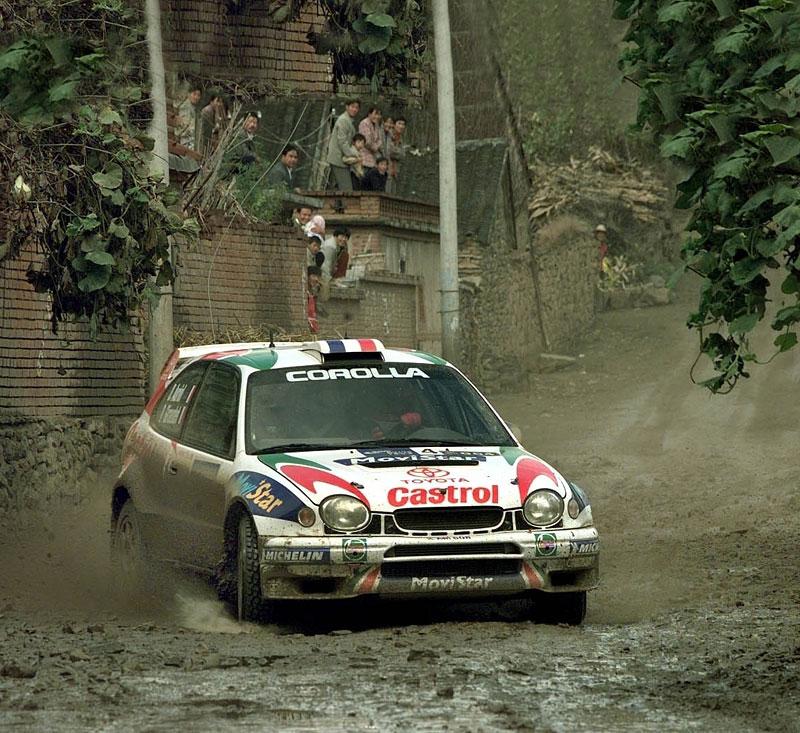 Toyota v Goodwoodu připomene své úspěchy v rallye: - fotka 9