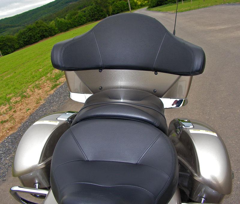 Test: Kawasaki VN1700 Voyager a srovnání s Harley-Davidson Electra Glide: - fotka 6
