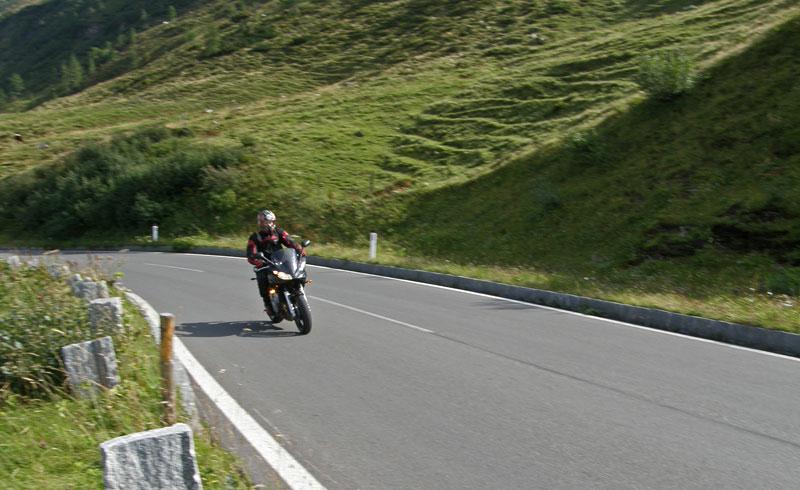 Reportáž: s KTM 990 SMT na Hochalpenstrasse: - fotka 9