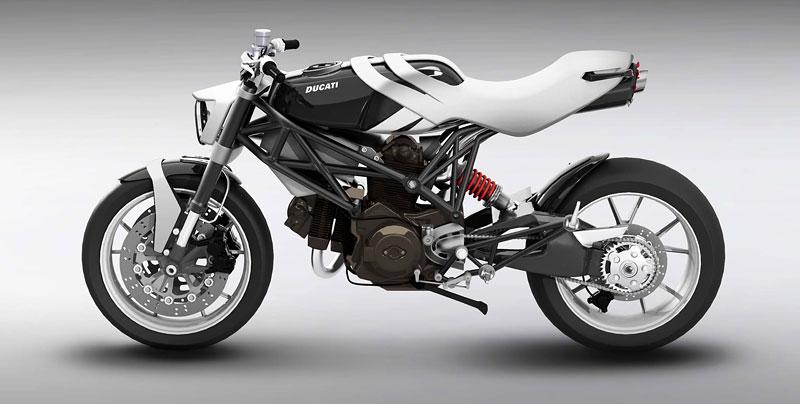 Ducati Students Concept – mládí vpřed: - fotka 9