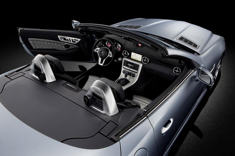 Mercedes-Benz SLK v akci: oficiální videa: - fotka 7