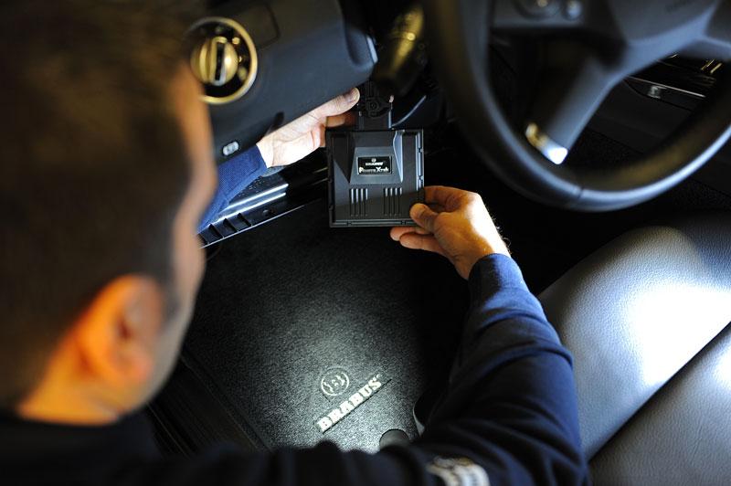 Brabus představuje první dieselový Euro 6 Performance Kit na světě: - fotka 1
