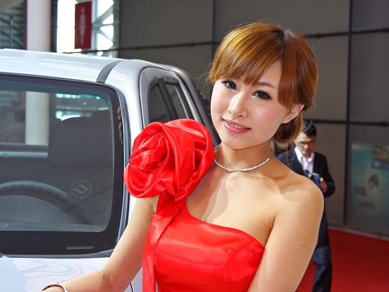 Šanghaj 2011: Babes: - fotka 8
