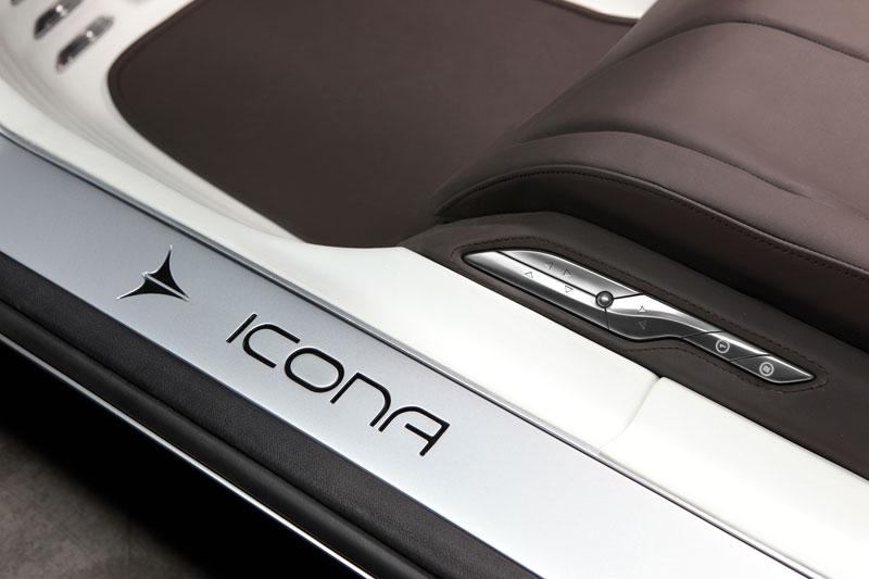 Icona Design Fuselage: atraktivní granturismo... z Číny!: - fotka 5