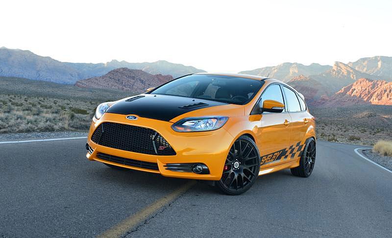 Shelby American rozprodává koncepty a prototypy: - fotka 9