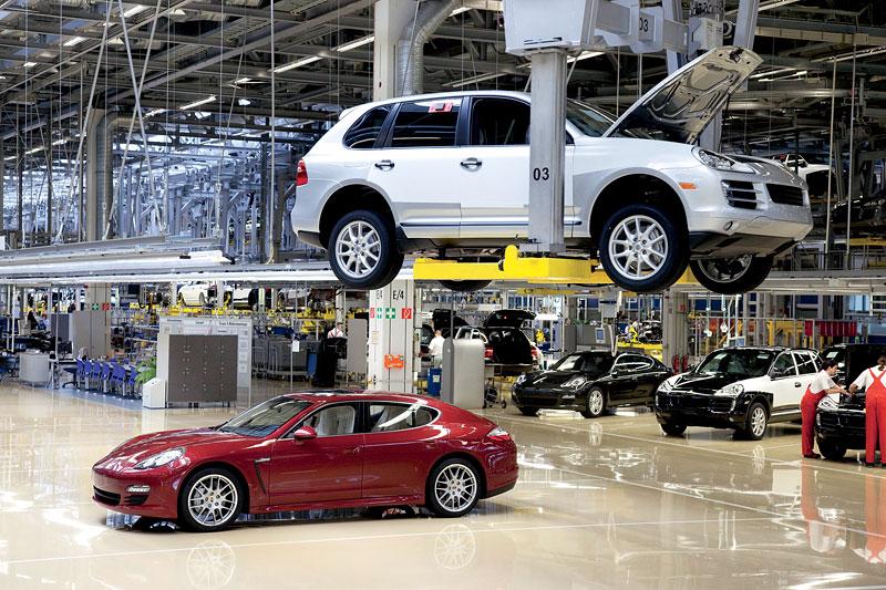 Porsche: prodejní úspěchy současnosti i minulosti: - fotka 89