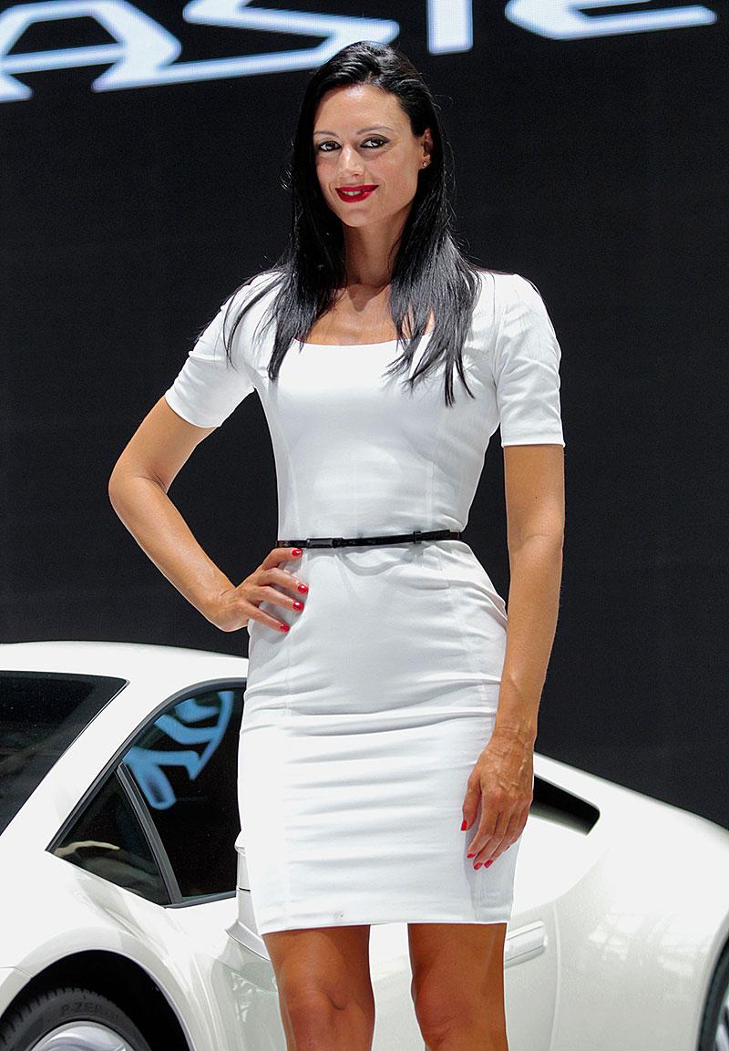 Paříž 2014: Modelky: - fotka 23