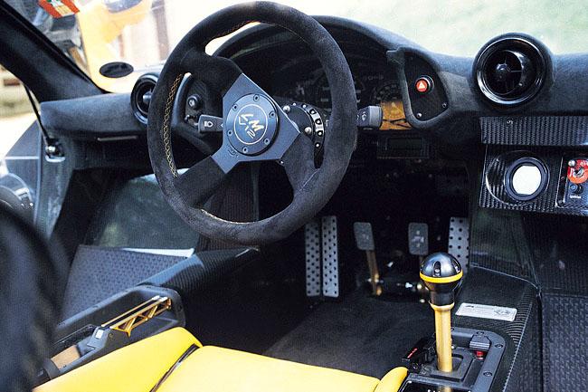 Pod lupou: McLaren F1, legendární král: - fotka 58