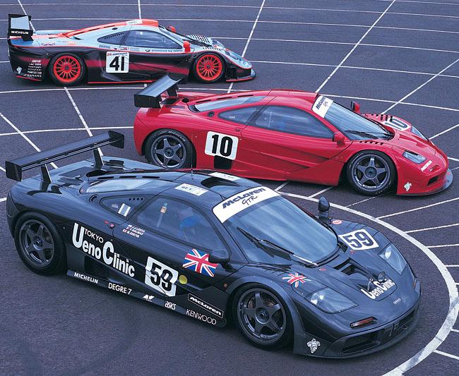 Pod lupou: McLaren F1, legendární král: - fotka 60