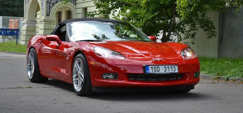 Corvette sraz Praha 2012: velká fotogalerie: - fotka 102