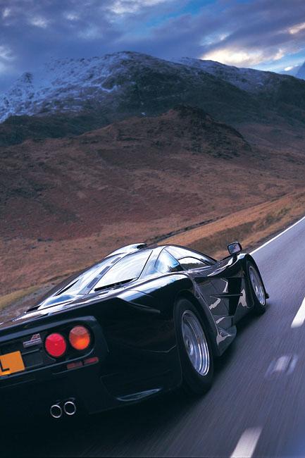 Pod lupou: McLaren F1, legendární král: - fotka 61