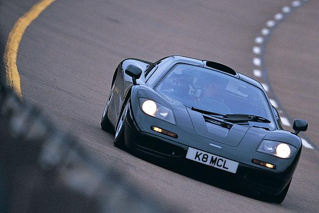 Pod lupou: McLaren F1, legendární král: - fotka 62