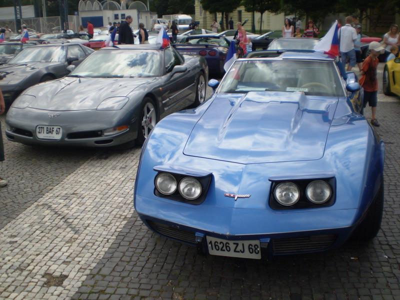 Prahou burácelo 250 Corvette: - fotka 97