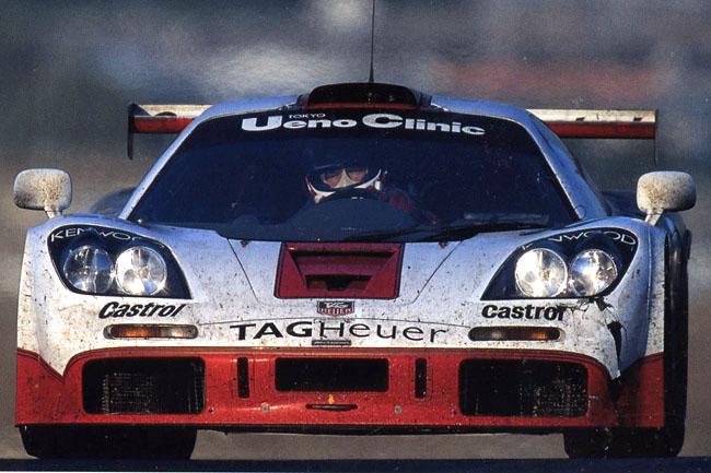 Pod lupou: McLaren F1, legendární král: - fotka 63