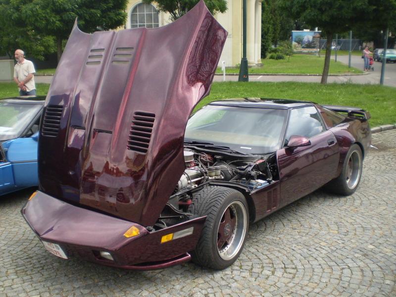 Prahou burácelo 250 Corvette: - fotka 98