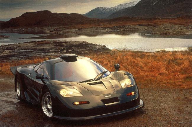 Pod lupou: McLaren F1, legendární král: - fotka 66