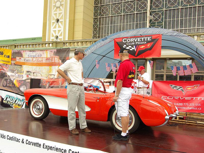 Prahou burácelo 250 Corvette: - fotka 102