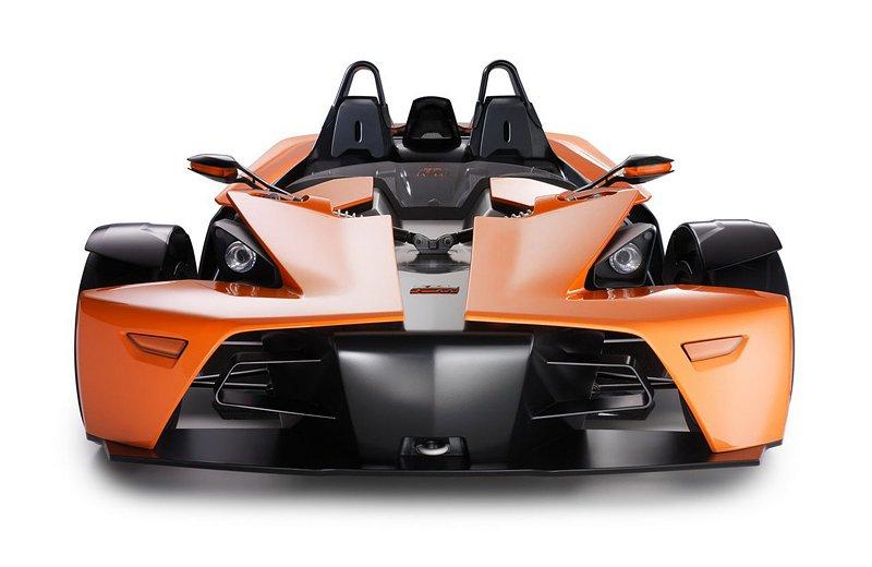 Ženeva živě: KTM X-Bow Dallara: - fotka 13