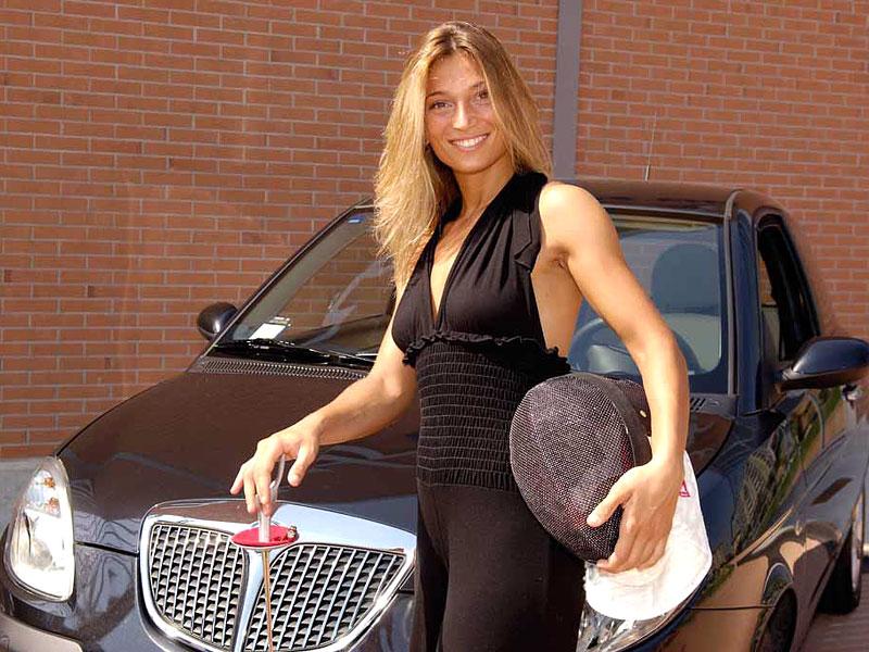 Lancia babes: od rally k dámským