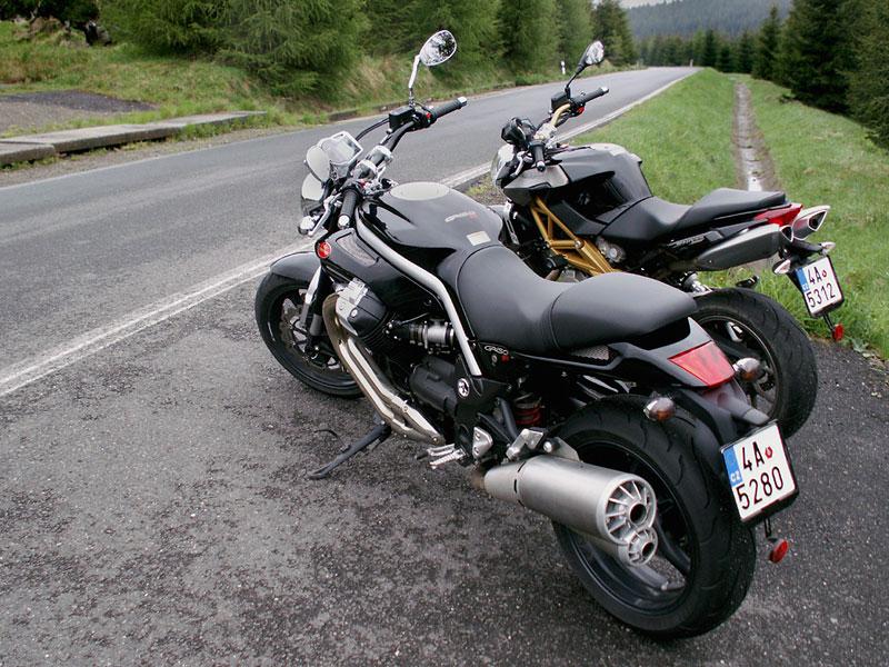 Aprilia a Moto Guzzi den 2008: - fotka 10