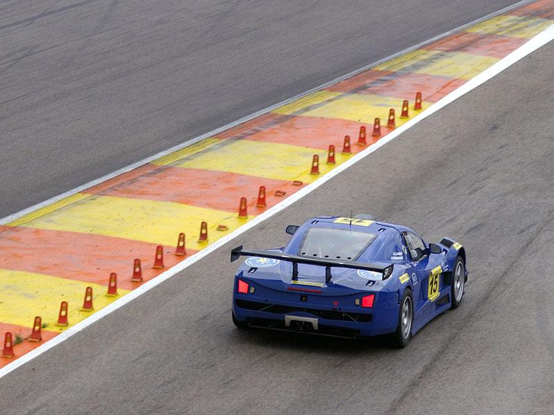 Reportáž: S Chevroletem na WTCC ve Valencii: - fotka 10