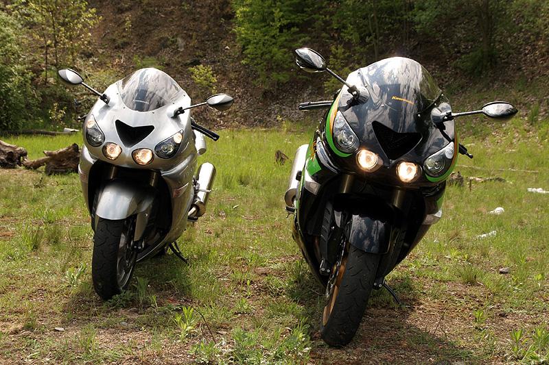 Test - Kawasaki ZZR1400: božský hypertourer: - fotka 5