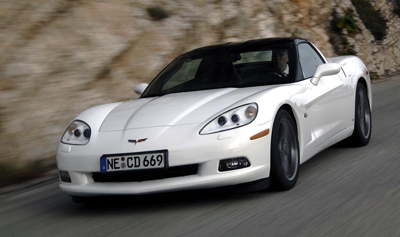 Corvette C6 - spokojené stáří zaručeno: - fotka 3