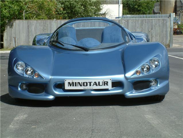 Vision Sportscars Minotaur: mezinárodní mix: - fotka 2
