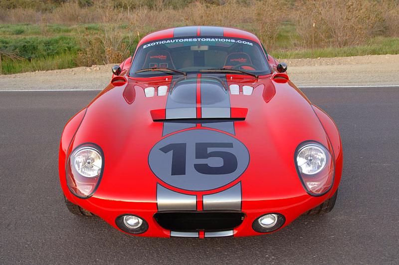 Shelby Daytona Coupe Le Mans Edition: replika závodní hvězdy: - fotka 8