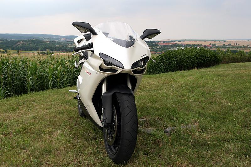 Top 10 roku 2009: Motorky: - fotka 3