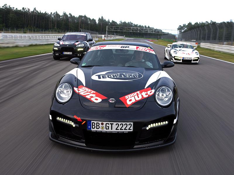 TechArt zvítězil v Tuner Grand Prix 2009: - fotka 1