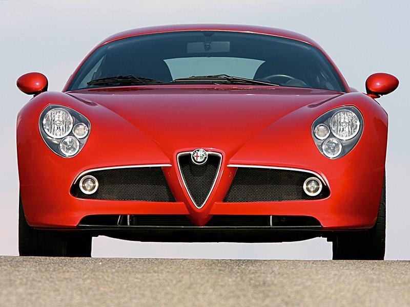 Pod lupou: Alfa Romeo 8C – včera a dnes: - fotka 51