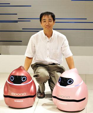 Nissan Eporo: hlavně držet odstup!: - fotka 10