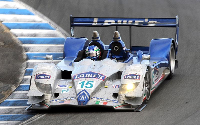 Acura ARX01 míří do Le Mans: - fotka 1