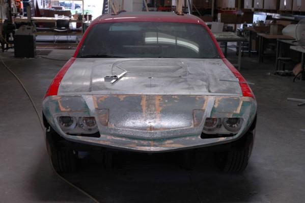HPP Dodge Challenger Daytona Concept: - fotka 3