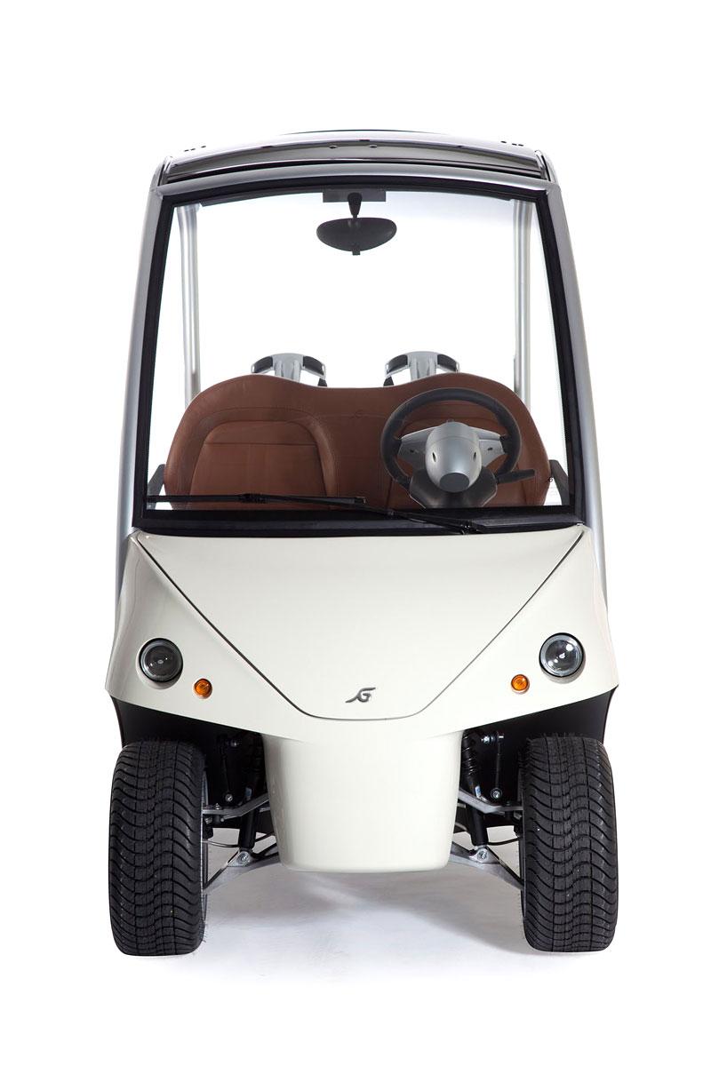 Garia: luxusní vozík pro milovníky golfu: - fotka 9