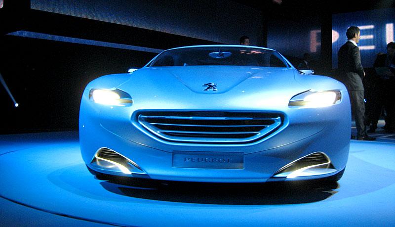 Koncept SR1: nová image Peugeotu přichází: - fotka 25