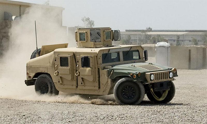 Americká armáda: konec Humvee v prvních liniích: - fotka 10
