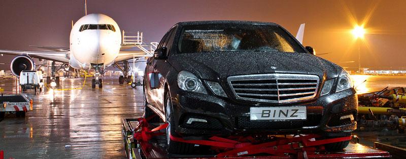 Binz: šest dveří pro Mercedes-Benz třídy E: - fotka 7