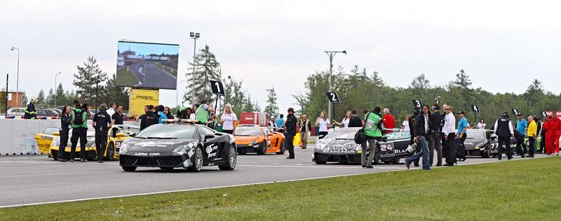 FIA GT: ošklivá havárie při závodě v Brně: - fotka 10