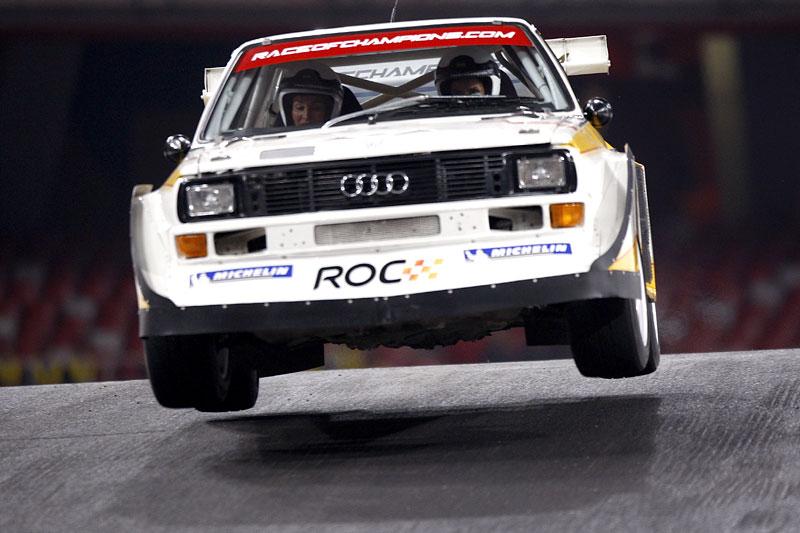 Alain Prost se zúčastní Race of Champions 2010: - fotka 44