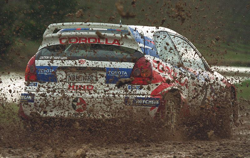Toyota v Goodwoodu připomene své úspěchy v rallye: - fotka 72