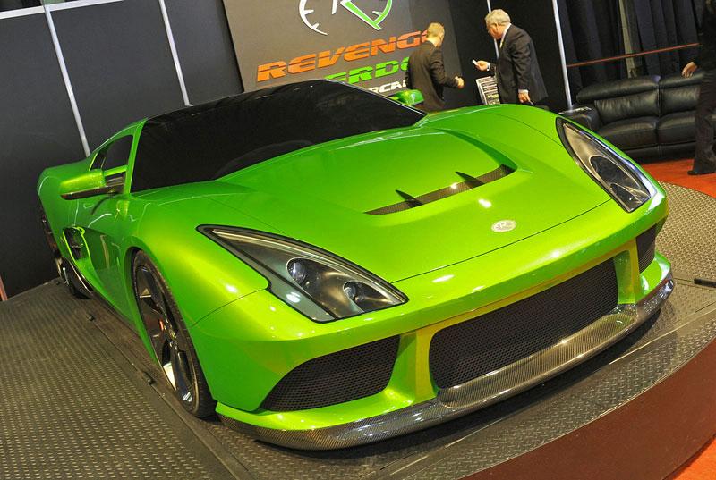 Revenge Verde: hybridní plány v koši: - fotka 1