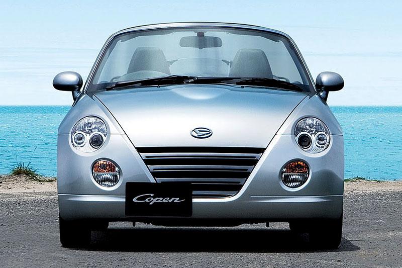 Daihatsu Copen Ultimate S Edition: limitka na povzbuzení: - fotka 5