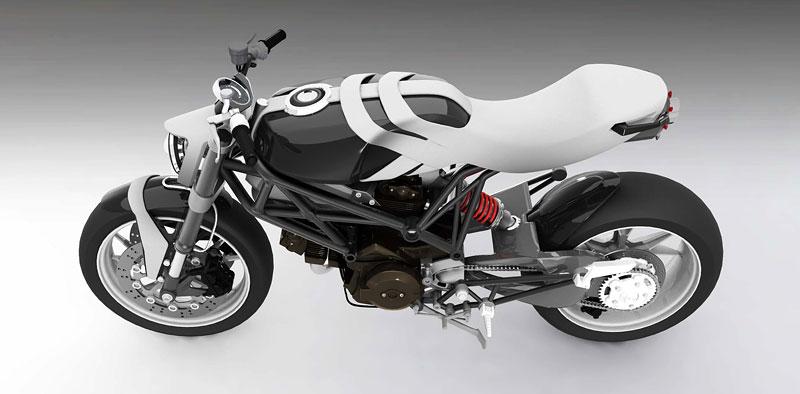 Ducati Students Concept – mládí vpřed: - fotka 10