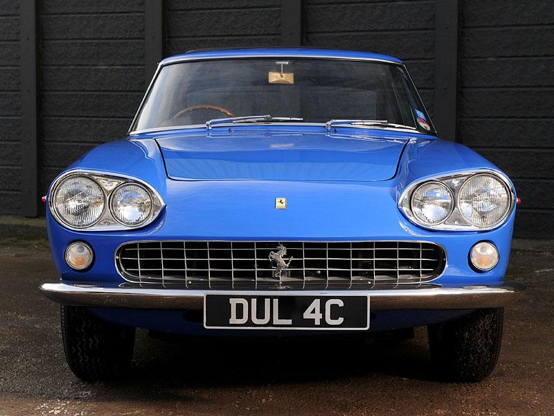 Ferrari 330 GT 2+2: První auto Johna Lennona: - fotka 2