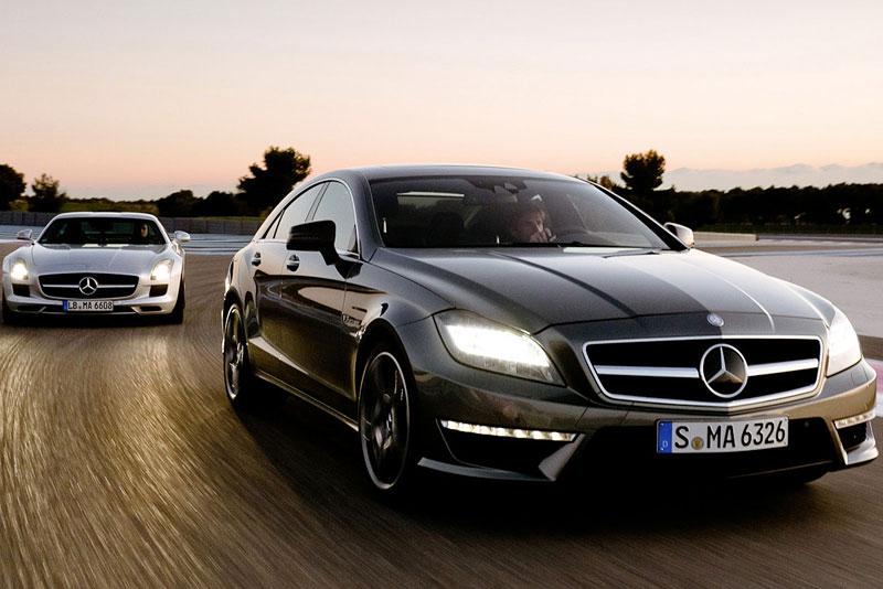 SLS AMG GT3: nový přírůstek do Mercedes-Benz Driving Academy: - fotka 10