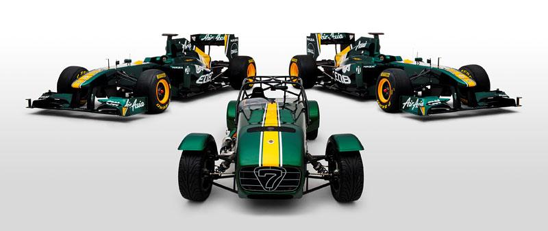 Caterham má nového majitele – Team Lotus!: - fotka 1