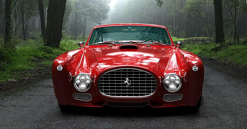 Ferrari F430 Competizione by Gullwing America: - fotka 4